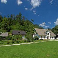 Turistická farma Bevšek-Ošep, Logarska dolina, Solčava - Exteriér