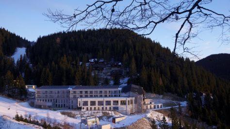 Hotel Golte, Mozirje, Golte - Objekt