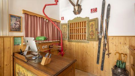 Habitaciones y apartamentos Kranjska Gora 9621, Kranjska Gora - Recepción