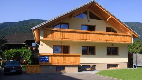 Apartmány Kranjska Gora 9628, Kranjska Gora - Exteriér