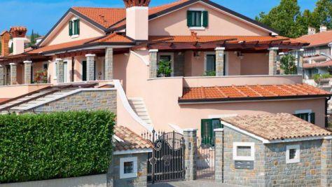 Apartmány Izola 9664, Izola - Objekt