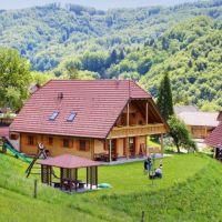 Turistická farma Pirc, Laško - Objekt