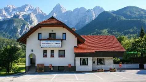 Rooms and apartments Kranjska Gora 9720, Kranjska Gora - Property