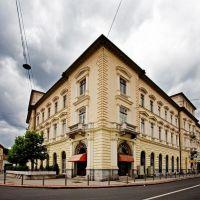 Hostel Zeppelin, Ljubljana - Objekt