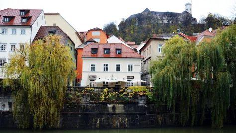 Rooms and apartments Ljubljana 9735, Ljubljana - Exterior