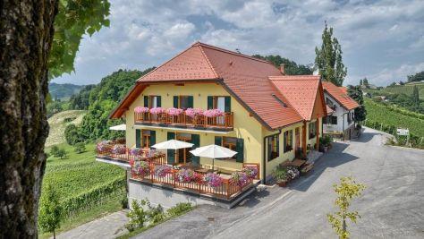 Turistična kmetija Jarc Vineyard, Kungota - Exteriér