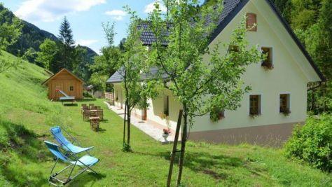 Habitaciones y apartamentos Solčava 9754, Logarska dolina, Solčava - Propiedad