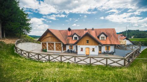 Turistična kmetija Matijovc, Naklo - Exteriér