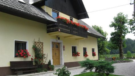 Turistična kmetija Povšin, Bled - Exteriér