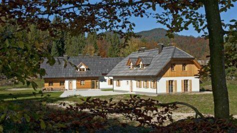 Turistična kmetija Ročnjek, Bohinj - Objekt