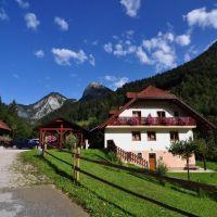 Turistična kmetija Ambrož Gregorc, Logarska dolina, Solčava - Zunanjost objekta