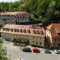 Apartmaji Ljubljana 9800, Ljubljana - Zunanjost objekta