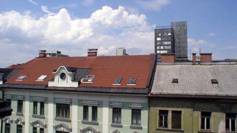 Apartmány Ljubljana 9802, Ljubljana - Objekt