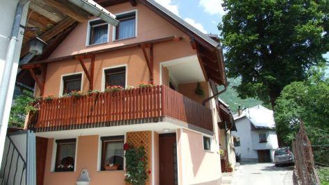 Apartmány Bovec 987, Bovec - Exteriér